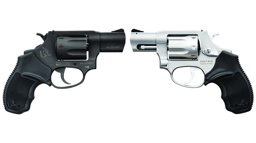 Taurus 942 Revolver, Taurus 942 rimfire, first look