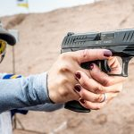 Walther Q4 Steel Frame review, Gabby Franco