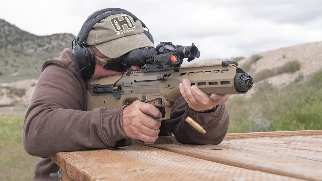 Desert Tech Mdr The Switch Barrel Bullpup Full Of Innovation Ballistic Magazine