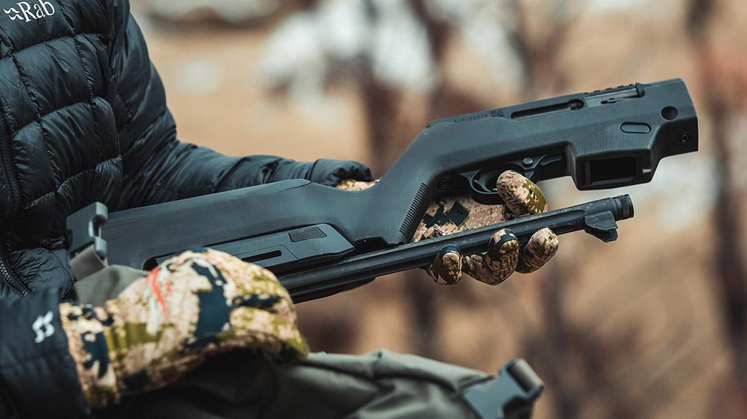 Magpul PC Backpacker Stock, Ruger Pistol Caliber Carbine, backpack