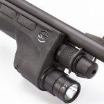 Surefire lighted fore-end, surefire flashlight shotgun