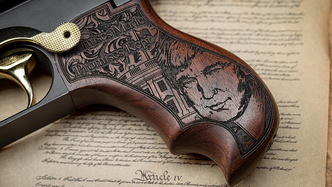 Auto-Ordnance Donald Thompson, Outlaw Ordnance, promises