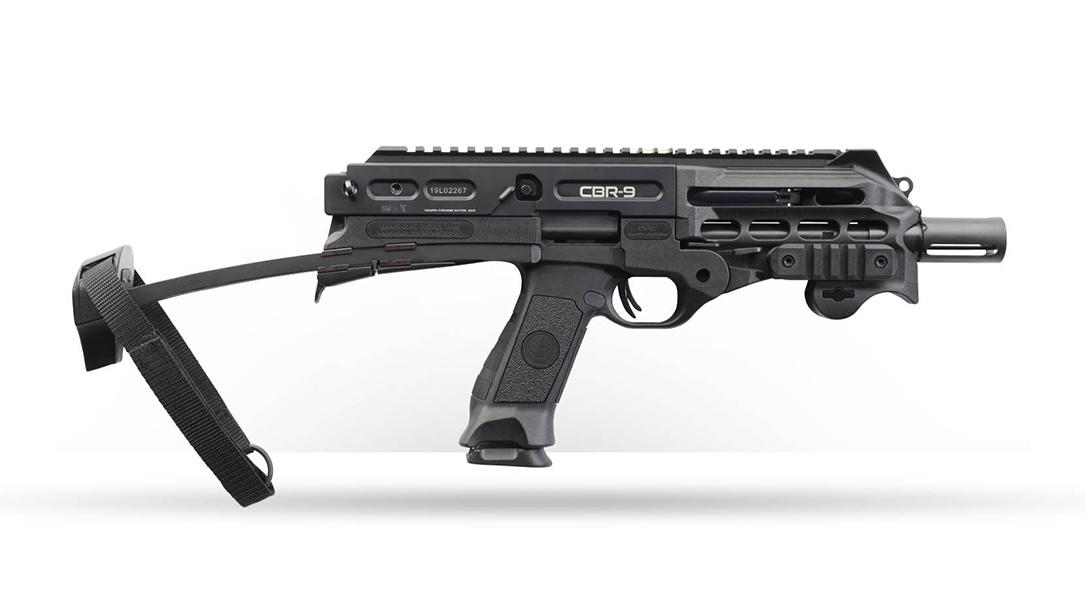bug out guns, Chiappa CBR 9, Chiappa Black Rhino