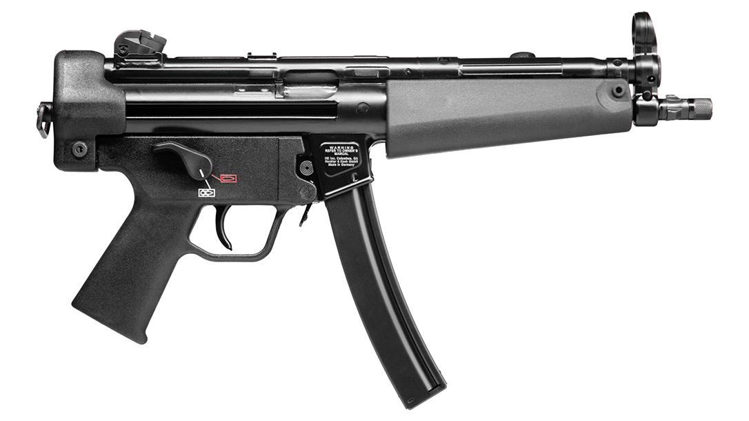 HK SP5, Heckler & Koch SP5, bug out guns
