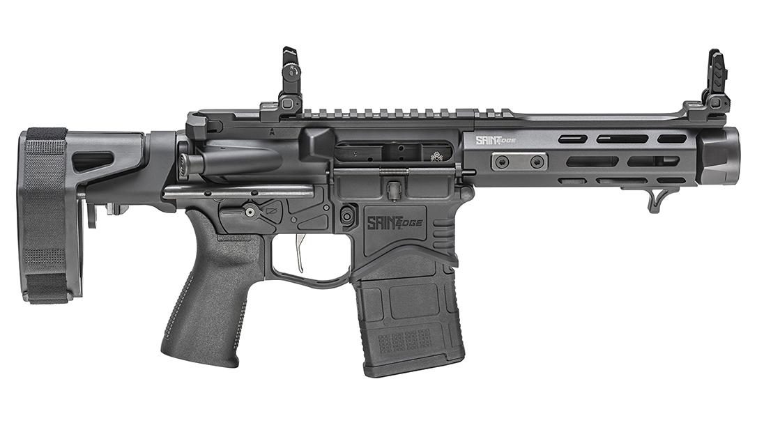 Springfield PDW, Springfield Armory SAINT Edge PDW, bug out guns