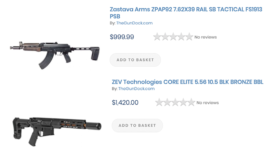 Everest.com, everest guns marketplace launch