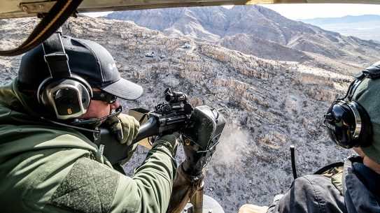 Gunship Helicopters Vegas, Las Vegas Helicopters, M249 SAW