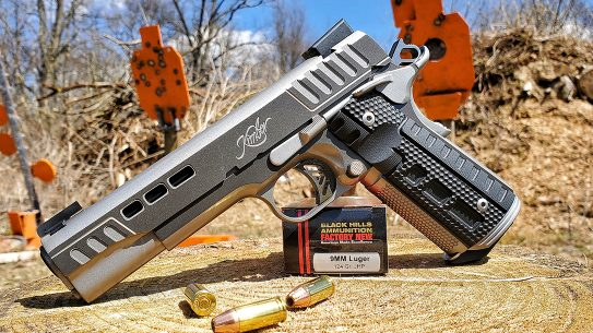 Kimber Rapide Black Ice review, Kimber Rapide Black Ice 1911