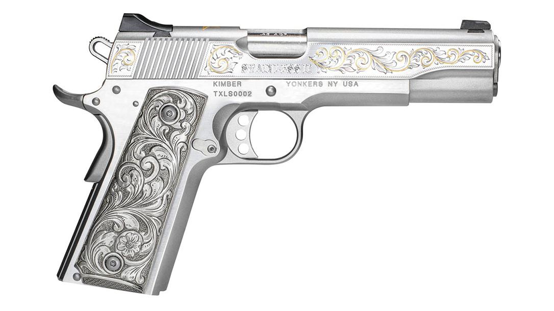 Scheels Texas Lonestar Pistol in .45 ACP, right