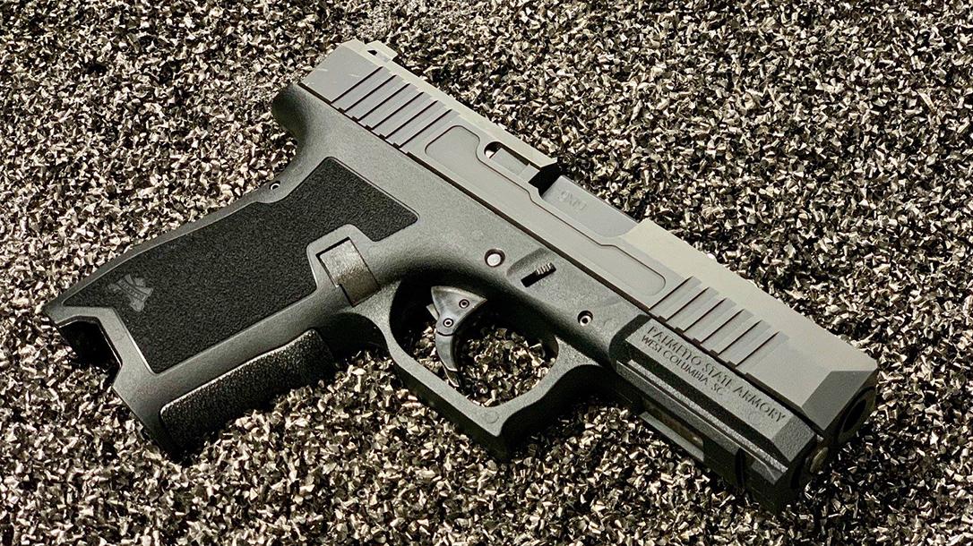PS9 Dagger, PSA Dagger, Palmetto State Armory Dagger, Striker Fired 9mm Pistol