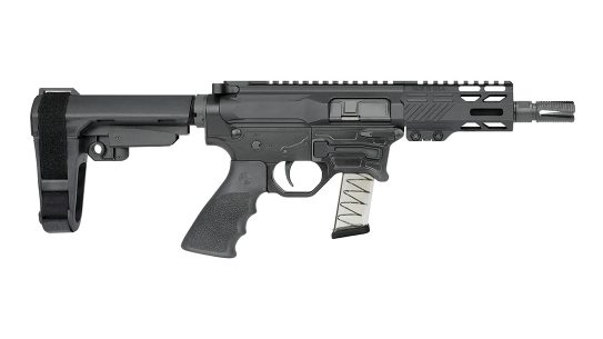 Rock River Arms BT9 AR Pistol 4.5-inch barrel