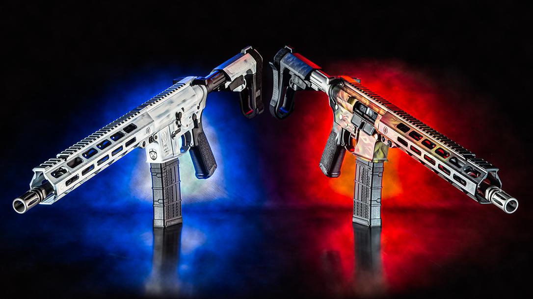 PWS MK111 Pro Pistol custom, lead