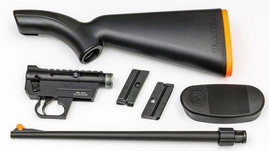 Henry AR-7 Survival Rifle, takedown rifle, review