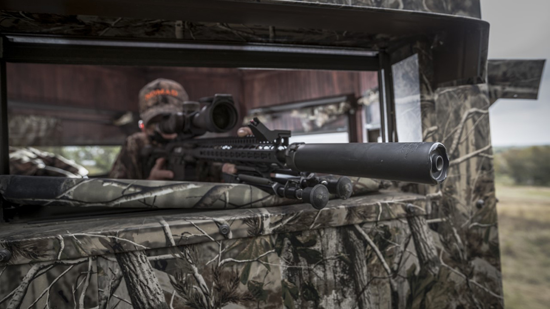 Hunting With a Suppressor, AR-15