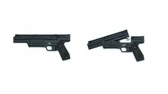 Detonics Carbine Pistol, Gladiator Pistol