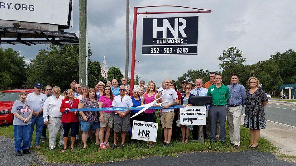 HNR Gunsworks grand opening
