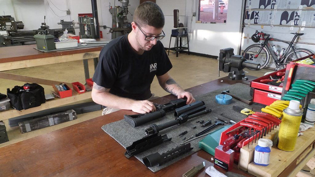 starting your own Gun Shop, gunsmithing