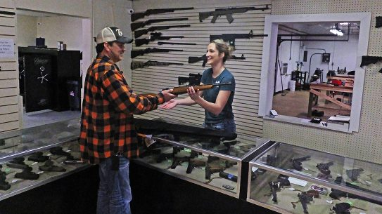 starting your own Gun Shop, gun store