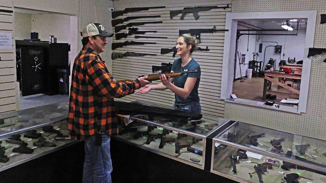 starting your own Gun Shop, gun store