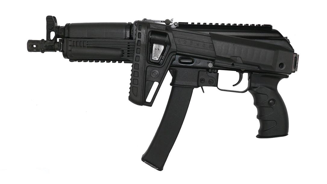 Kalashnikov PPK 20 SMG, Kalashnikov Concern 9mm
