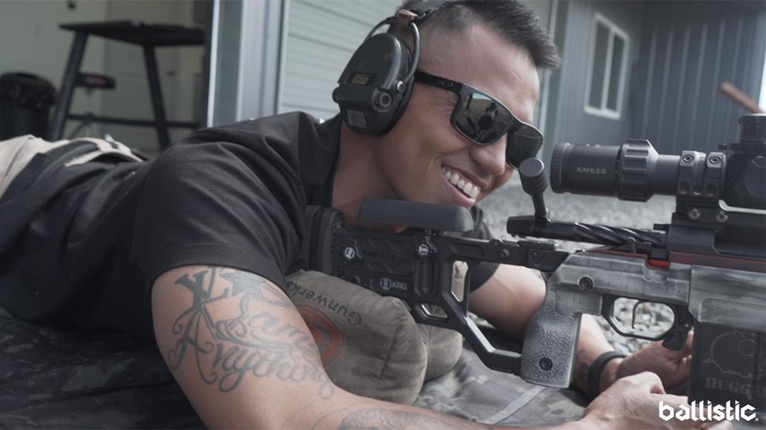 Gunwerks Long Range University, Phillip Velayo, Scout Sniper