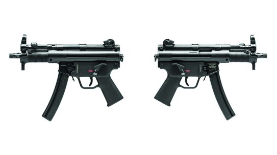 HK SP5K PDW, Heckler & Koch SP5K PDW, MP5K PDW Variant