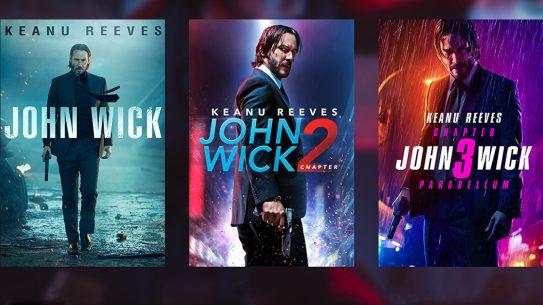 John Wick 5, John Wick 4 release