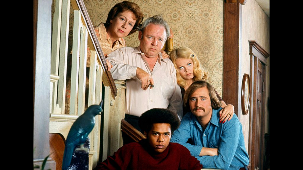 PC Police, Movies, TV Shows, All in the Family