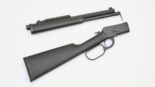 1892 Alaskan Takedown, Taylor's 1892 Alaskan Takedown Rifle, apart