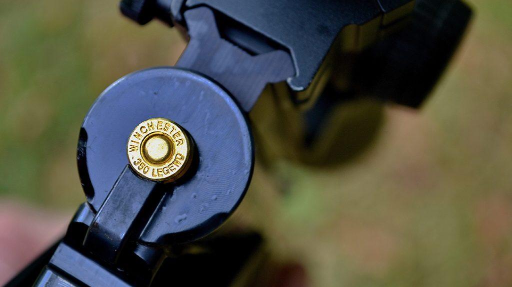 350 Legend cartridge, hunting, rifle, winchester