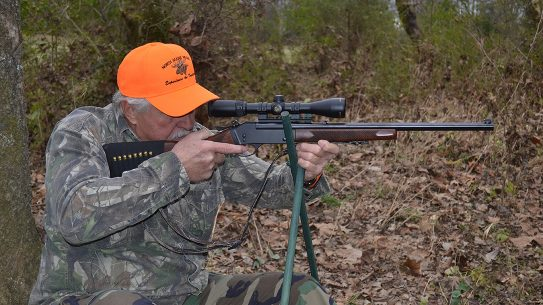 Henry Single Shot rifle review, 350 legend, lead