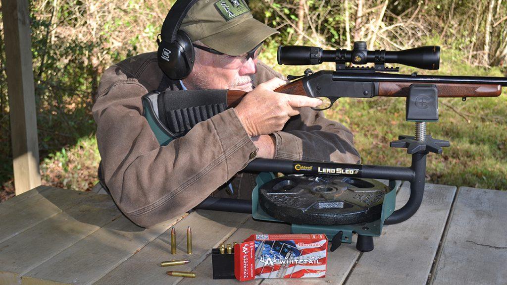 Henry Single Shot rifle review, 350 legend, testing