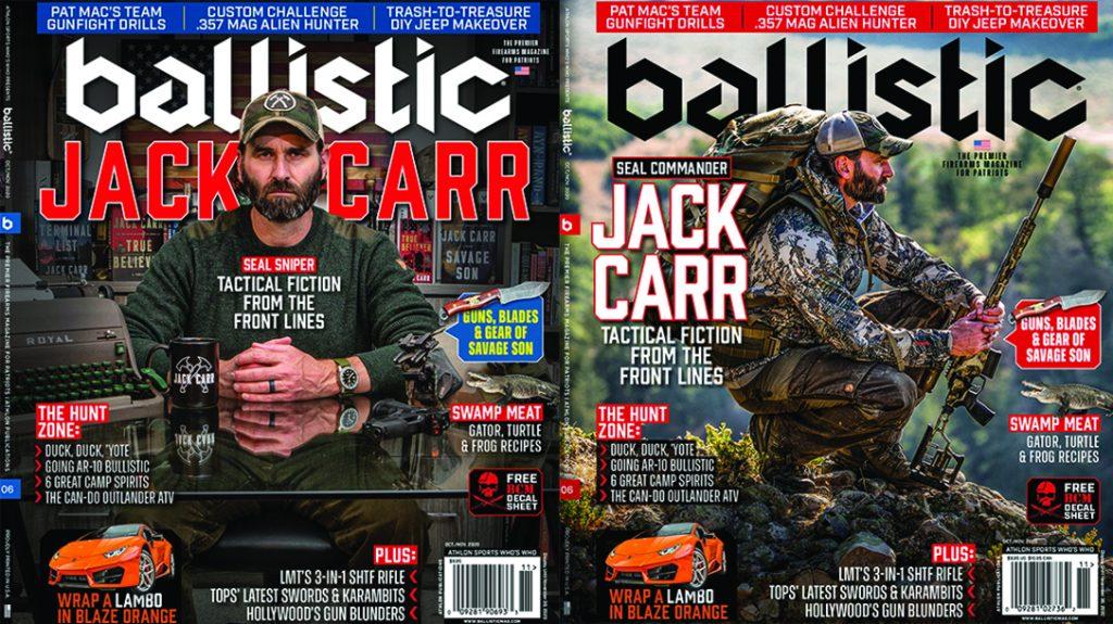 Ballistic Magazine October November 2020