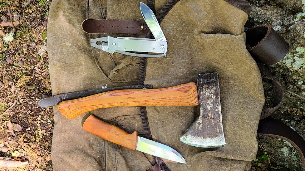 Axe Skills, Knife Skills, Blade Smarts