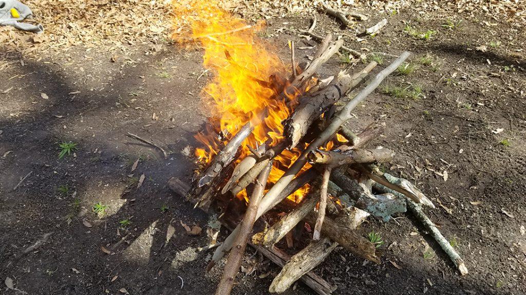 Outdoor Survival Skills, Firecraft