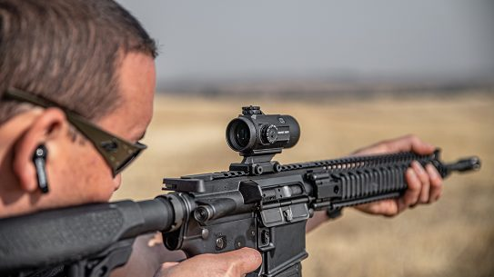 Primary Arms SLx MD-25 red dot review, test