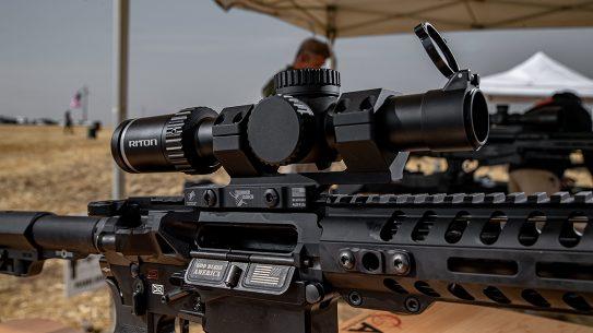 Riton X5 Tactix 1-6x24 FFP Rifle Scope review, lead