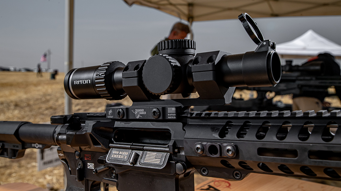 Riton X5 Tactix 1-6x24 FFP Rifle Scope review, lead