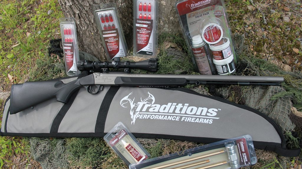 Traditions Pursuit G4 Ultralight 50 cal muzzleloader review, rifle