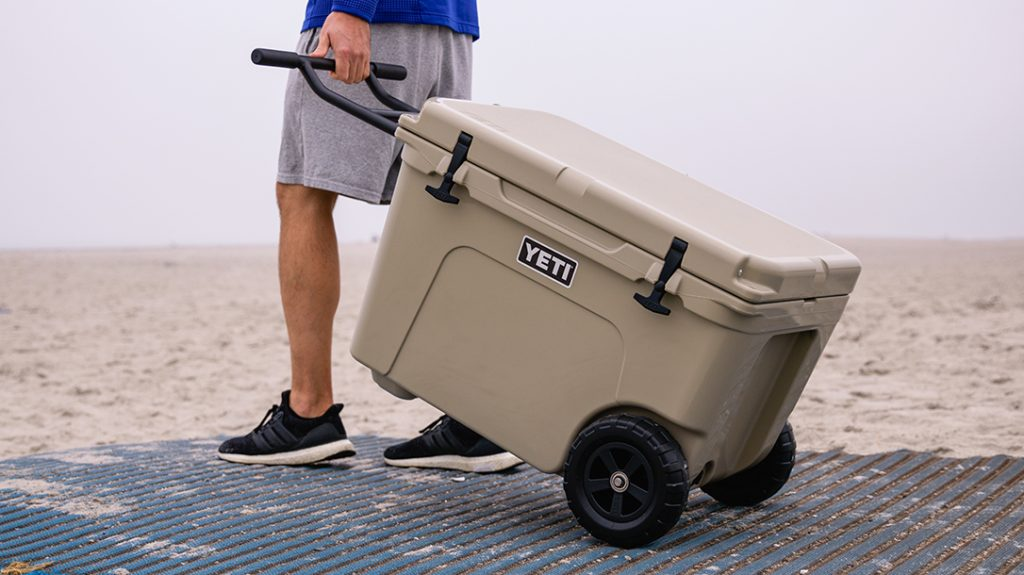 YETI Tundra Haul Cooler, carry