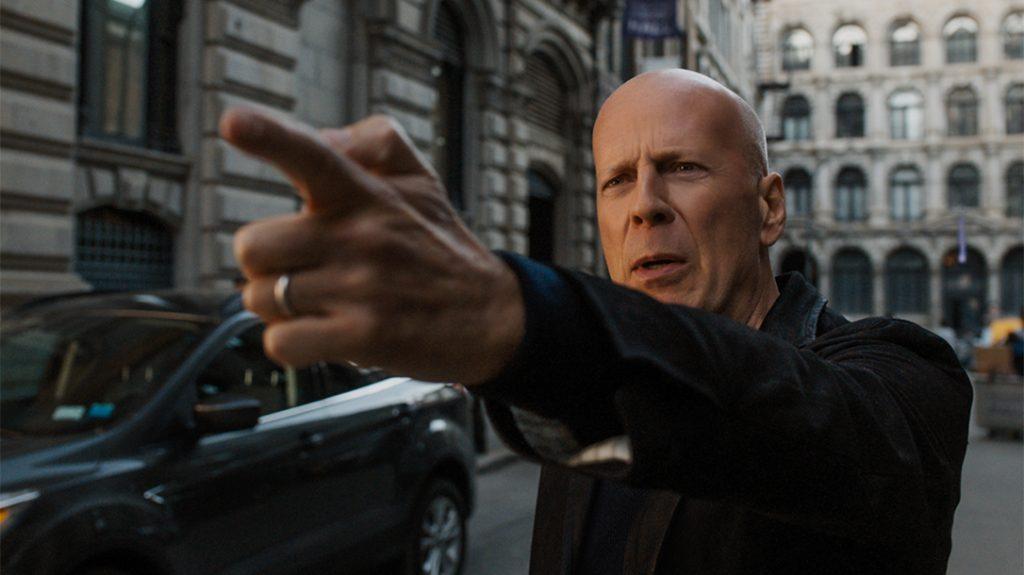 Death Wish guns, Bruce Willis