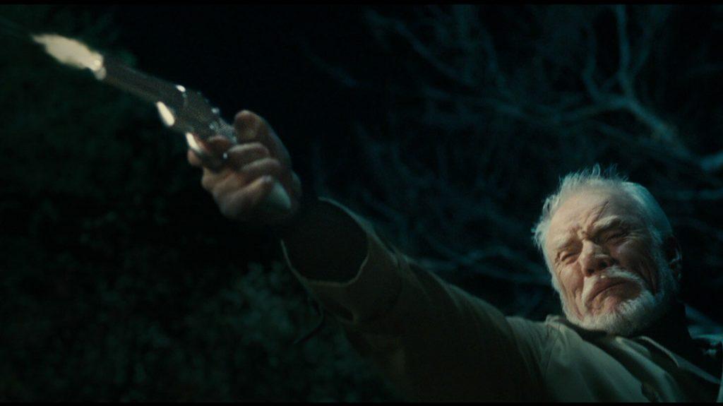 Halloween revolver, Dr. Loomis