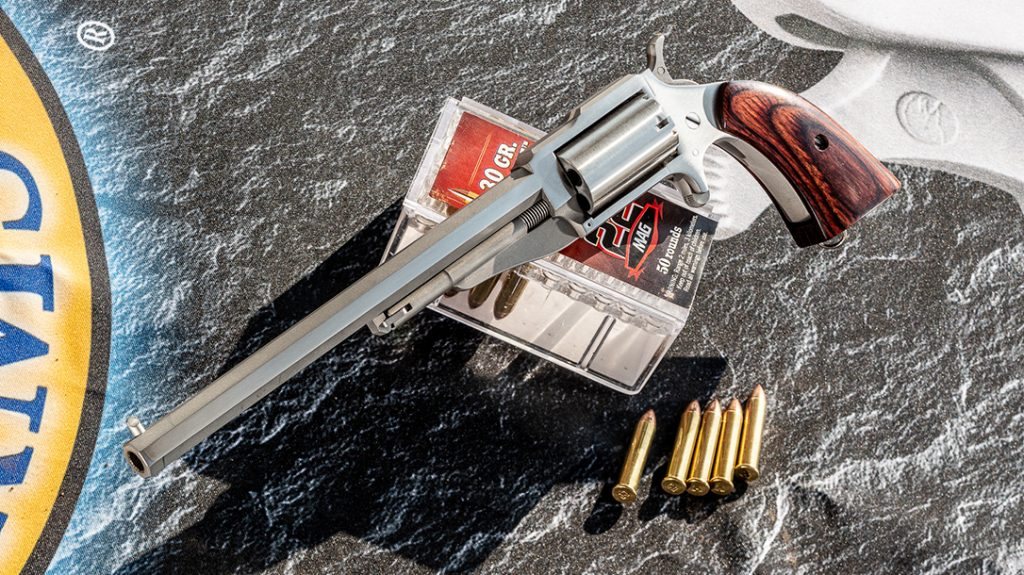 .22 Magnum mini revolver review, ammo