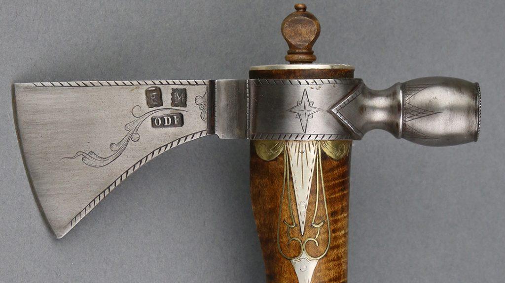 Pipe Tomahawk modern, head