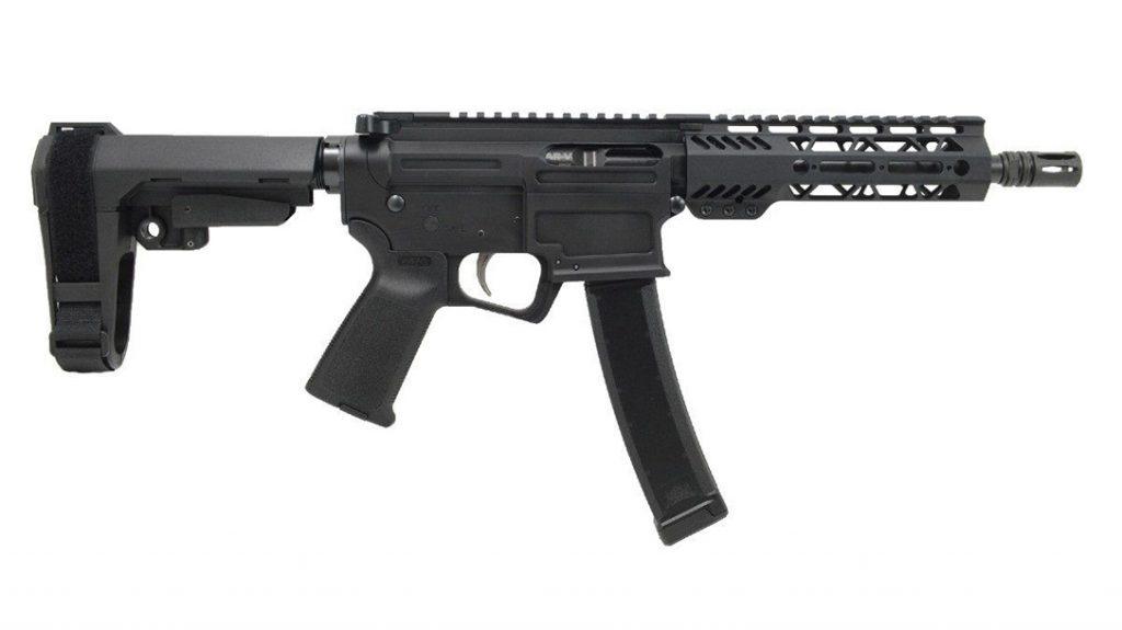 PSA ARV 8-inch barrel pistol