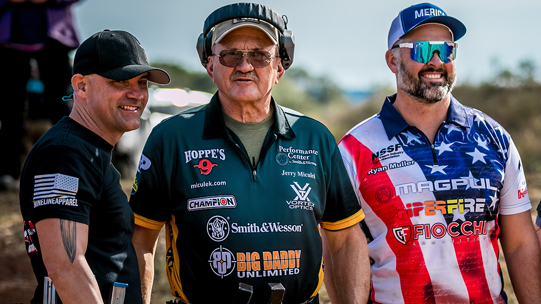 Ryan Weaver Country, Jerry Miculek, competitive shooting