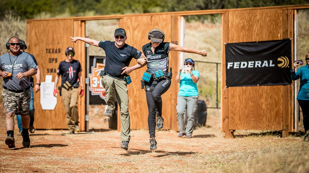 Ryan Weaver Country, Lena Miculek, competitive shooting
