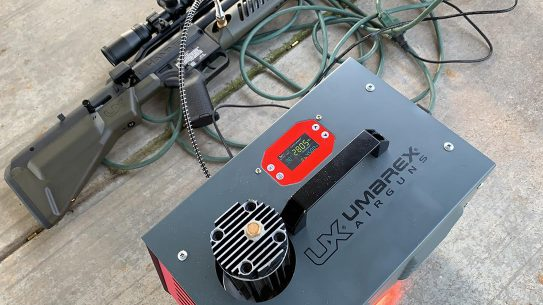 Umarex ReadyAir Air Compressor, Airguns, fill