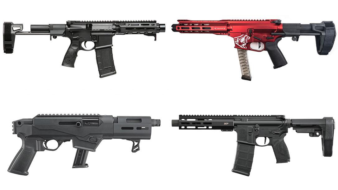 Best Guns of 2020, AR Pistols, Compact Guns, reup