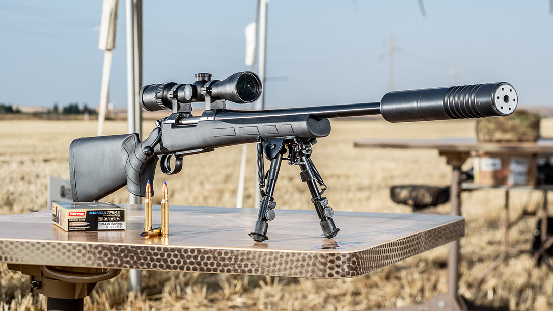 CZ 557 Eclipse bolt-action rifle review, first look